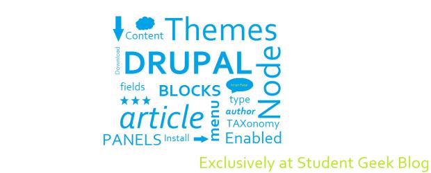 Drupal Text